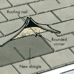 Fixing Damaged Roof Shingles