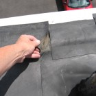 How to Prepare and Patch a Rubber Roof