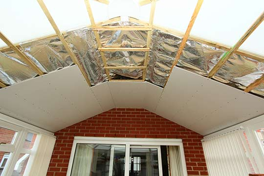 How An Insulated Conservatory Roof Can Keep Your Family